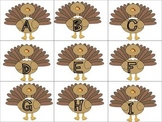 Gobble, Gobble!  ABC & Math fun for Thanksgiving (Spanish