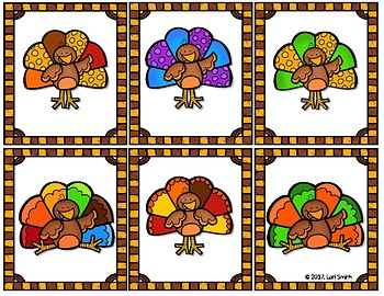 Gobble, Gobble, Gobble - An Addition Card Game (Sums 6-20)