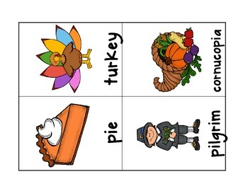 Gobble Gobble Good Thanksgiving Writing Packet