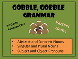 Gobble, Gobble Grammar - Thanksgiving Review Game