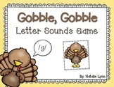 Turkey Letter Sounds Game