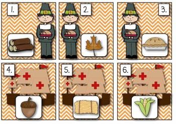 Gobble Gobble! November Thanksgiving Literacy Activities