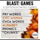 Thanksgiving Sight Words