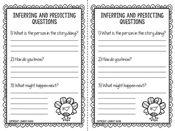Gobble Gobble Predicting and Inferring Pack