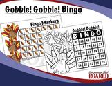 Gobble! Gobble! Thanksgiving Bingo