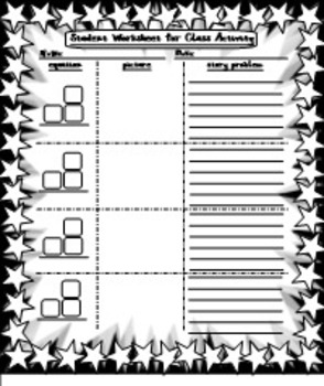 Addition & Subtraction Shooting Stars - SmartBoard 11.4-Windows OS