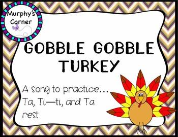 Gobble, Gobble Turkey