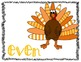 Gobble-Gobble: Turkey Math Centers