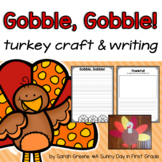 Thanksgiving Craft & Writing