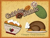 Menu Math~Gobble Till You Wobble~Common Core
