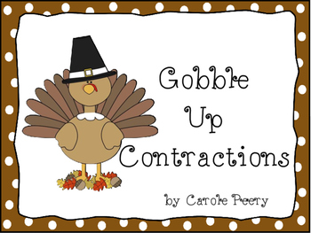Gobble Up Contractions