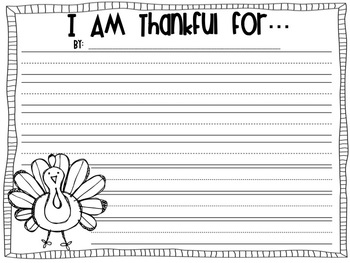 Gobble Up Great Writing