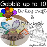 Gobble Up to 10 - Turkey Craft
