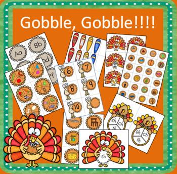 Gobble, gobble!!!