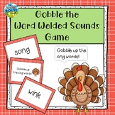 Gobble the Word Welded Sounds Game