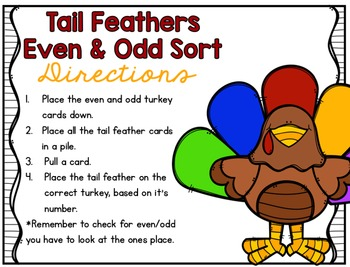 Gobble 'til You Wobble Thanksgiving Print & Play Math Stations