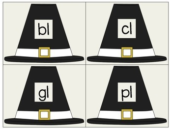 "Gobbling Up Beginning ""L"" Blends"