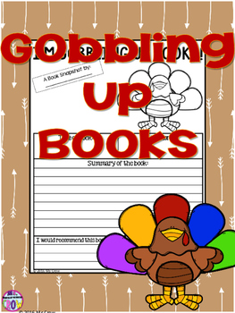 Gobbling Up Books FREEBIE