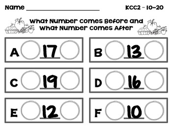 Gobbling Up Math Counting and Cardinality Centers