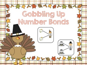 Gobbling Up Number Bonds