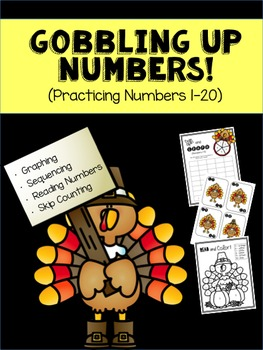 Gobbling Up Numbers (1-20)