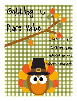 Gobbling Up Place Value