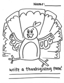 Thanksgiving Poetry