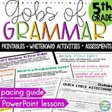 5th Grade Grammar