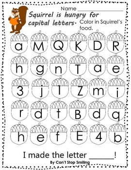 Gobs of Grammar by Month- Common Core Aligned Kindergarten