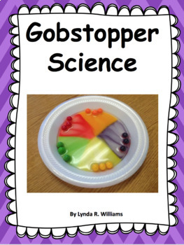 Gobstopper Science Lesson on Diffusion with Interactive No