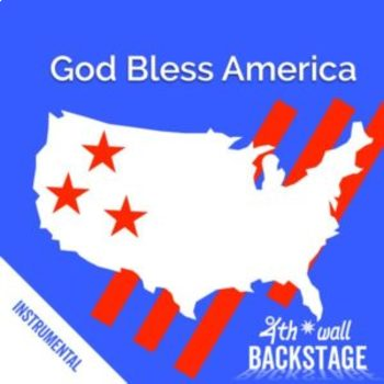 God Bless America - Instrumental Track