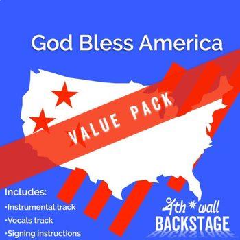 God Bless America *Value Pack*