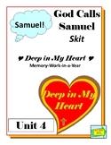God Calls Samuel (with Eli) Skit Script