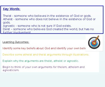 God: Existence