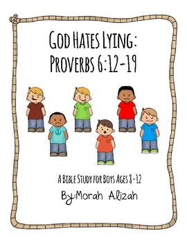God Hates Lying