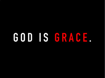 God Is Grace - Primary Aged Chapel Talk