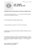 God Made Math! - Lesson 1 Introduction