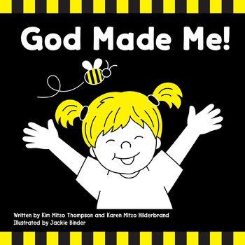 God Made Me eBook & Audio Track