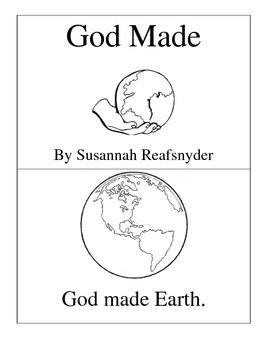 God Made, Creation Story Reader