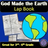 God Made the Earth Lap Book