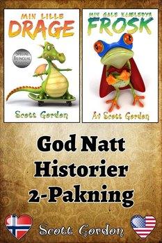 God Natt Historier 2-Pakning (Norwegian Edition)