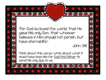 God is Love: Writing