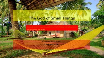 God of Small Things Chapters nine and ten