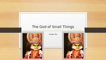 God of small things chapter two