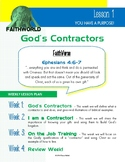 God's Contractors - YOU HAVE A PURPOSE!