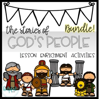 God's People - Lesson Enrichment Activities