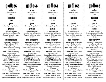 Godless edition of Bookmarks Plus—FA Fun Freebie and a Handy Little Reading Aid!