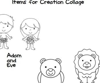 Days of Creation Mini Unit