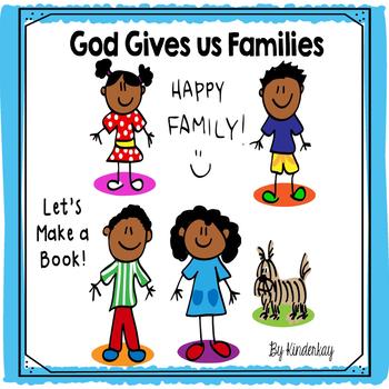 God's Family Lets Make a Book