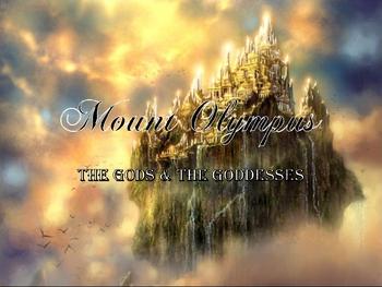 Gods & Goddesses of Greek Mythology